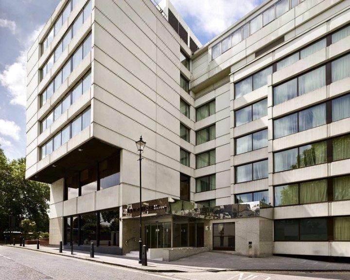 伦敦希尔顿逸林酒店 - 海德公园(DoubleTree by Hilton Hotel London - Hyde Park)