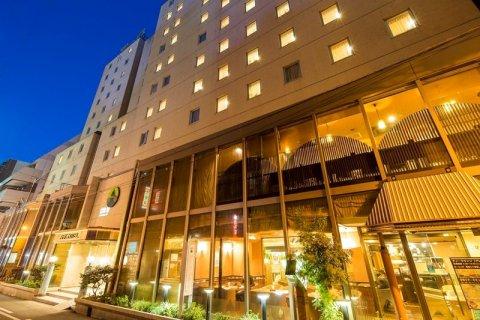 大阪心斋桥方舟酒店(ARK HOTEL OSAKA SHINSAIBASHI)