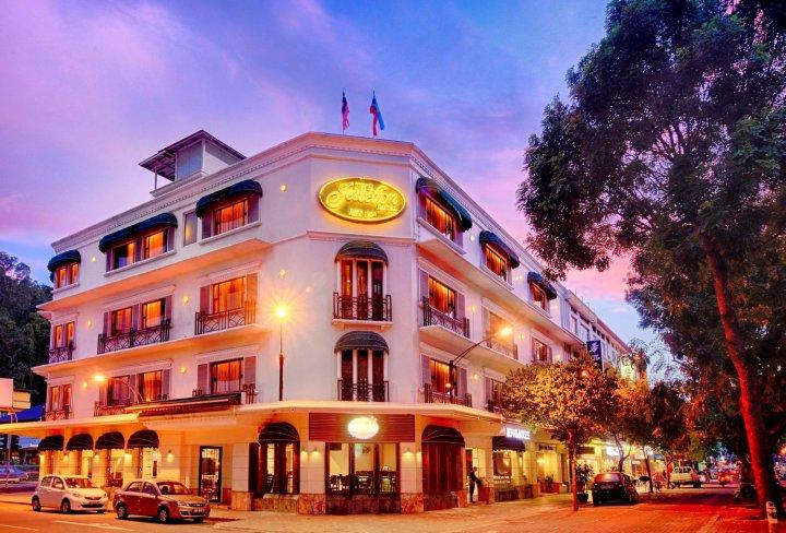 杰塞尔顿酒店(The Jesselton Hotel)