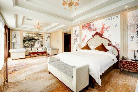 双鸭山松江国际大酒店
