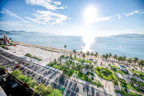 芽庄诺富特酒店(Hotel Novotel Nha Trang)
