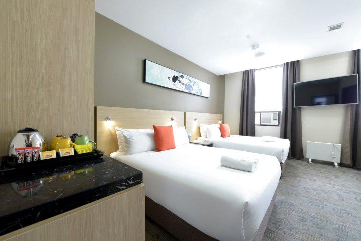 墨尔本中央商务区宜必思快捷酒店(Ibis Budget - Melbourne CBD)
