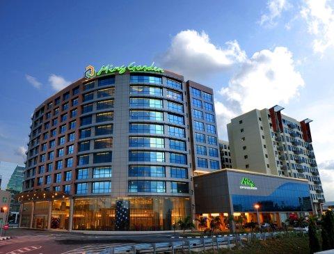 哥打京那巴鲁元明大酒店(Ming Garden Hotel & Residences)