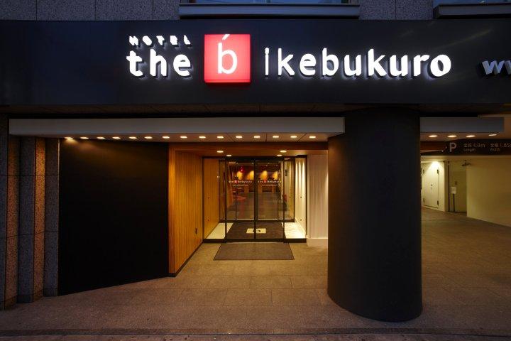 东京池袋b酒店(the b tokyo ikebukuro)