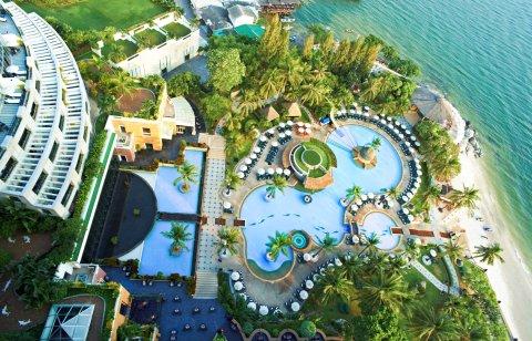 华欣希尔顿温泉度假酒店(Hilton Hua Hin Resort & Spa)