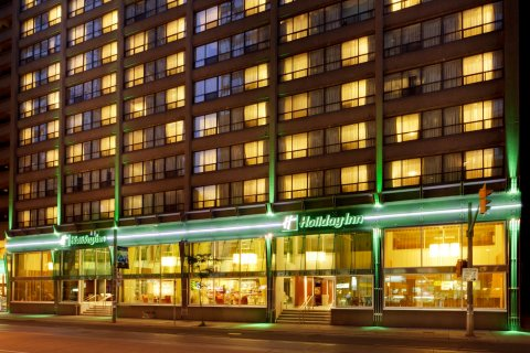 多伦多中心假日酒店(Holiday Inn Toronto Downtown Centre, an Ihg Hotel)