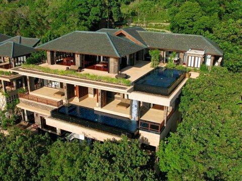 普吉岛帕瑞莎度假村(Paresa Resort Phuket)