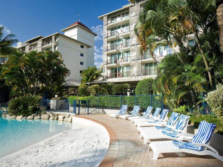 凯恩斯绿洲诺富特度假酒店(Novotel Cairns Oasis Resort)
