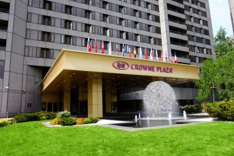 莫斯科世界贸易中心皇冠假日酒店(Crowne Plaza Moscow World Trade Centre)