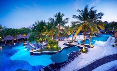 硬石酒店(Hard Rock Hotel Bali)