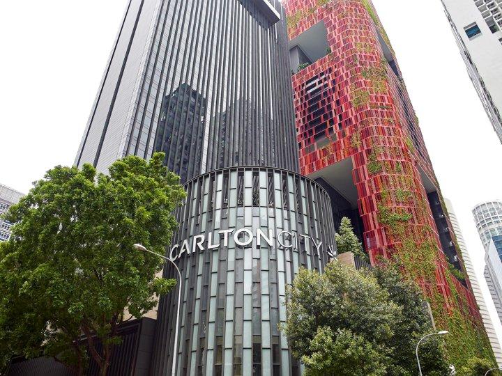 新加坡卡尔登城市酒店(Carlton City Hotel Singapore)