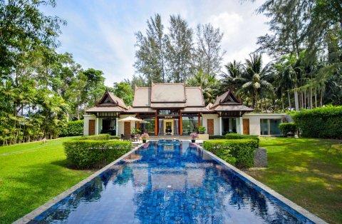 普吉岛悦榕庄(Banyan Tree Phuket)