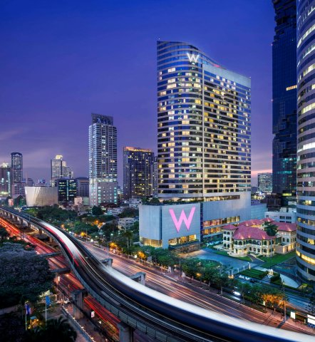 曼谷 W 酒店(W Bangkok Hotel)