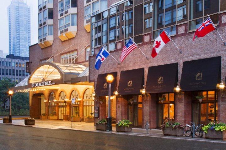 多伦多市中心希尔顿逸林酒店(DoubleTree by Hilton Toronto Downtown)