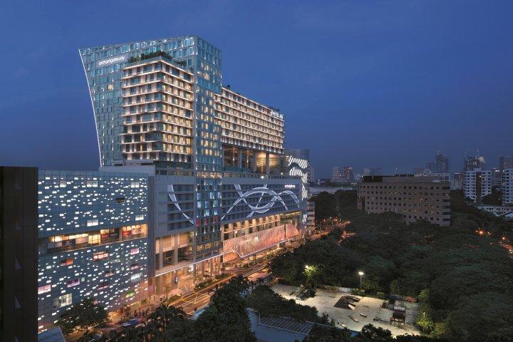 新加坡乌节门JEN酒店 香格里拉集团 (SG Clean)(JEN Singapore Orchardgateway by Shangri-La (SG Clean))