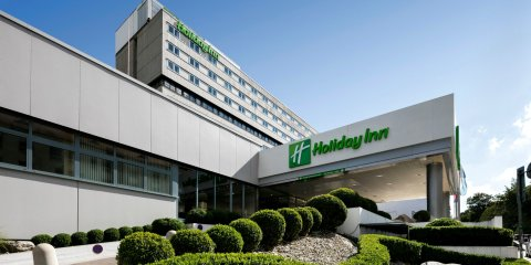 慕尼黑市中心假日酒店(Holiday Inn Munich City Centre)