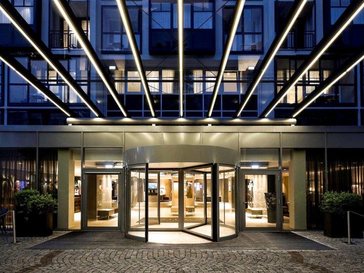 慕尼黑铂尔曼酒店(Pullman Munich)