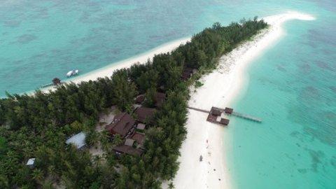 丝绸@美人鱼度假村(Sutera @ Mantanani Island Resort & Spa)