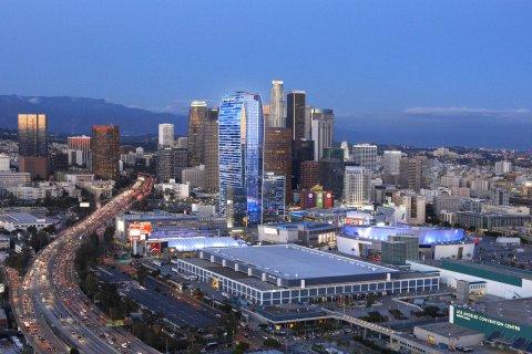 洛杉矶活力洛城 JW 万豪酒店(JW Marriott Los Angeles L.A. Live)