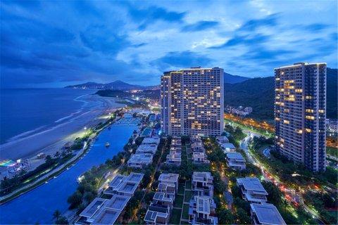 阳江敏捷海之澜度假公寓