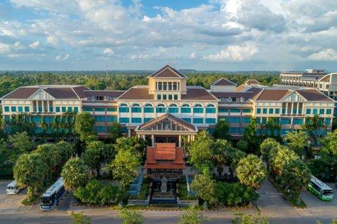 暹粒太平洋水疗酒店(Pacific Hotel & Spa Siem Reap)