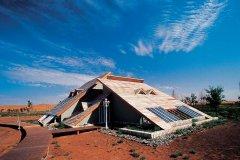 阿拉善月亮湖沙漠度假酒店