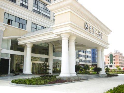 赣州龙南富业大酒店