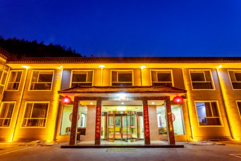 五台山胜家酒店