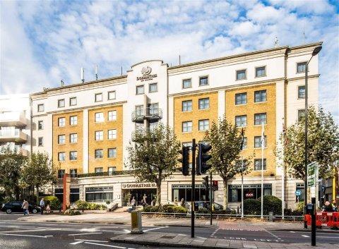 希尔顿逸林伦敦天使国王十字酒店(DoubleTree by Hilton London Angel Kings Cross)