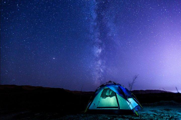 敦煌大漠星光国际沙漠露营基地
