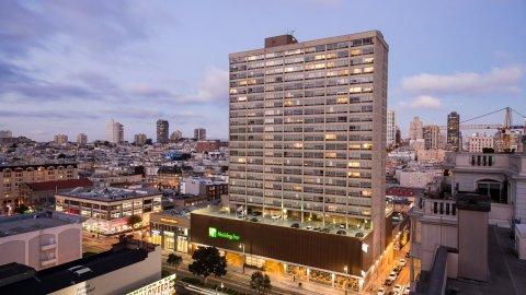 旧金山金色大道假日酒店(Holiday Inn San Francisco - Golden Gateway)