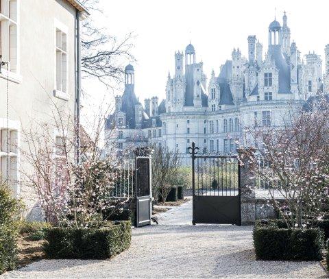 香波世界小型豪华酒店(Relais de Chambord - Small Luxury Hotels of The World)