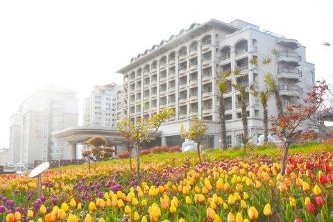 青岛海情大酒店