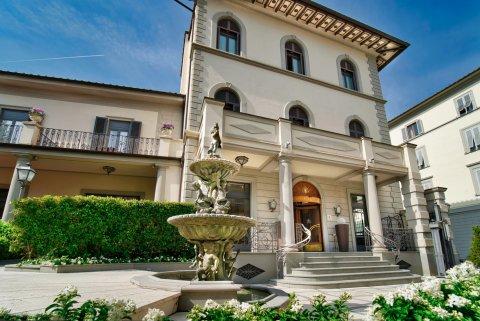 佛罗伦萨蒙特贝罗豪华酒店(Montebello Splendid Hotel Florence)