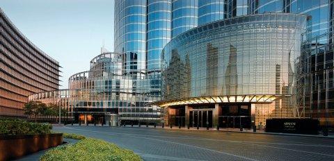 迪拜阿玛尼酒店(Armani Hotel Dubai)