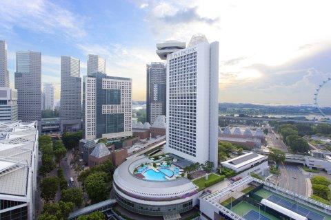 新加坡泛太平洋酒店(Pan Pacific Singapore)