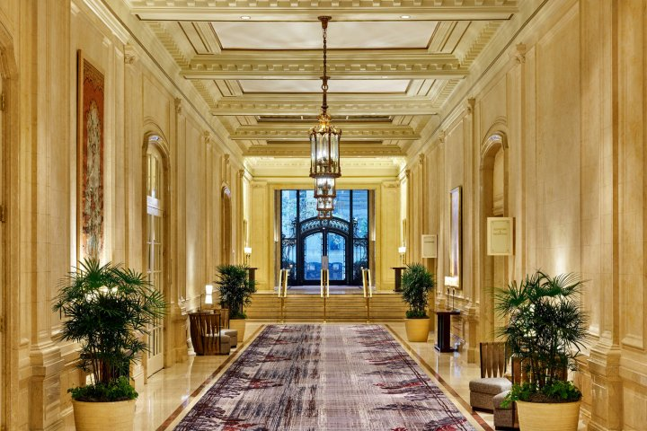 旧金山豪华精选宫殿酒店(Palace Hotel a Luxury Collection Hotel San Francisco)