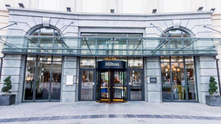 布鲁塞尔大广场希尔顿酒店(Hilton Brussels Grand Place)