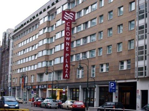 Crowne Plaza Berlin City Centre, an Ihg Hotel