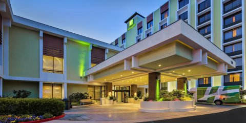 圣何塞硅谷假日酒店(Holiday Inn San Jose-Silicon Valley)