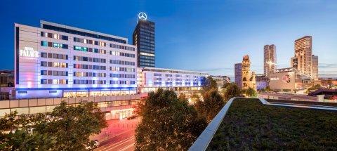 柏林帕雷斯酒店(Hotel Palace Berlin)