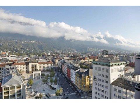 因斯布鲁克万豪AC酒店(AC Hotel by Marriott Innsbruck)