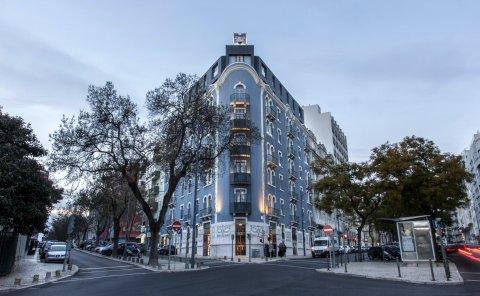 泽尼特葡京酒店(Zenit Lisboa)