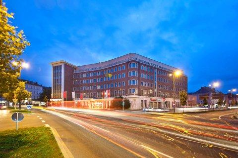 多特蒙德中央火车站独特酒店(Hotel Unique Dortmund Hauptbahnhof)