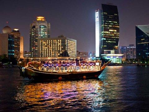 迪拜阿拉伯庭院水疗酒店(Arabian Courtyard Hotel & Spa Dubai)