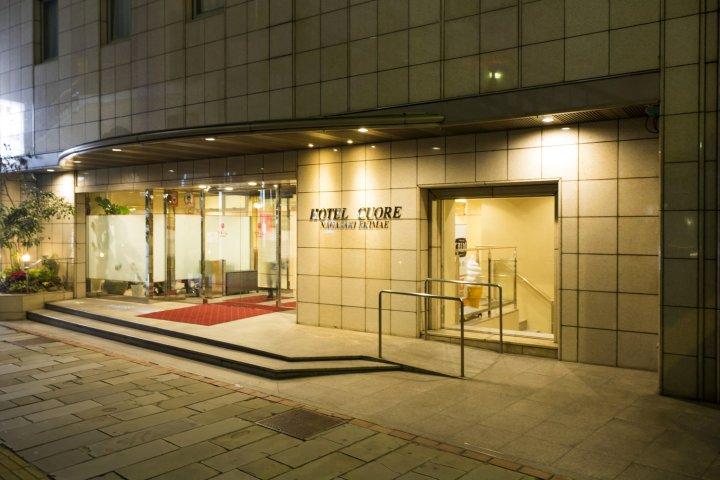 古欧莱酒店长崎站前(Hotel Cuore Nagasaki Ekimae)