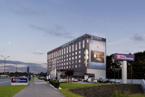 克拉特夫希尔顿花园酒店(Hilton Garden Inn Krakow)