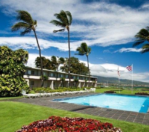 毛伊岛海滨酒店(Maui Seaside Hotel)