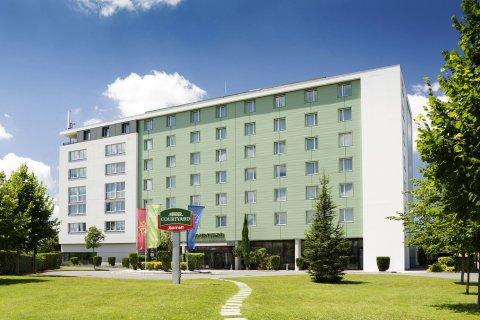 万豪图卢兹机场度假酒店(Courtyard by Marriott Toulouse Airport)