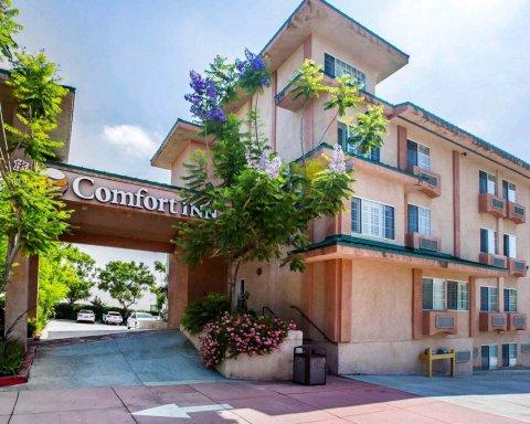 蒙特雷公园-洛杉矶舒适酒店(Comfort Inn Monterey Park - Los Angeles)